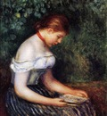 the reader la liseuse also known as seated young woman