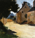 village street louveciennes 1871