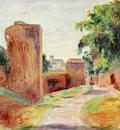 walls in spain