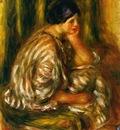 Woman in an Oriental Costume