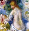 Womans Nude Torso