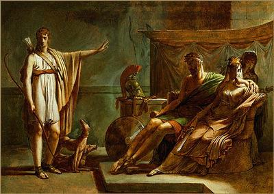 Phedre et Hippolyte