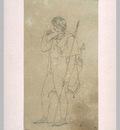 La figure d Oreste nue