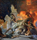 the death of priam c