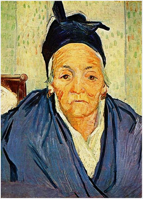 An Old Woman of Arles1888