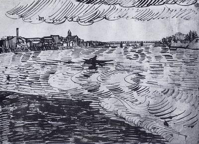Boot auf der Rhone