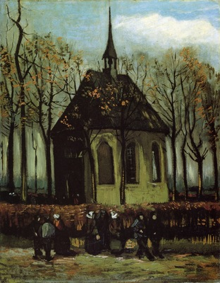 chapel at nuenen