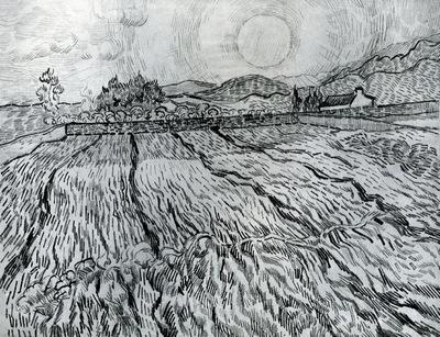 enclosed field behind saint paul hospital  rising sun