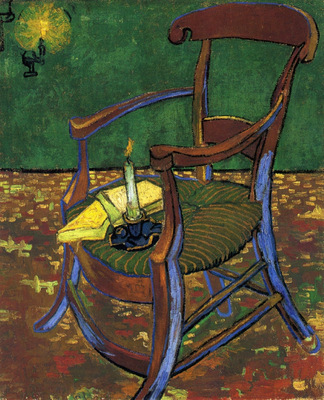 gauguins chair