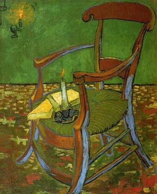 paul gauguins armchair