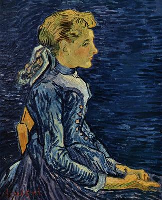 Portrait de Mademoiselle Ravoux