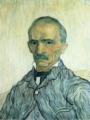 portrait of trabuc