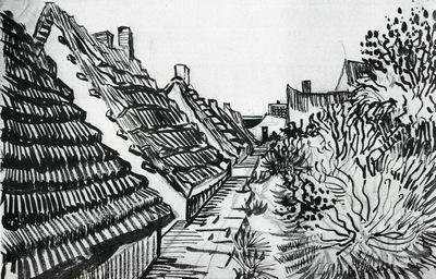 street in sainte maries stady