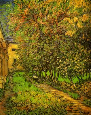 the garden of saint paul hospital