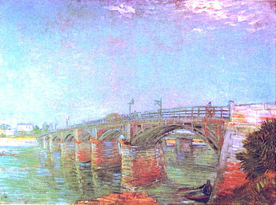 The Seine Bridge at Asnieres