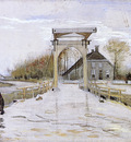 drawbridge in nieuw amsterdam