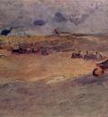 dunes with figures