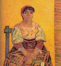 italian woman agostina segatori