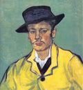 portrait of armand roulin