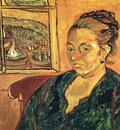 portrait of madame augustine roulin