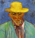portrait of patience escalier shepherd in provence