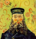 portrait of the postman joseph roulin 1888