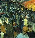 Spectators in the Arena at Arles1888
