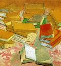 still life  french novels