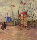 The Allotments at Montmartre