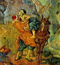 The Good Samaritan after Delacroix