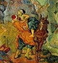 The Good Samaritan after Delacroix