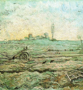 the plough and the harrow after millet