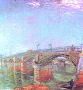The Seine Bridge at Asnieres