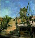 Windmill on Montmartre 1886 jpg