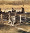 windmils at dordrecht