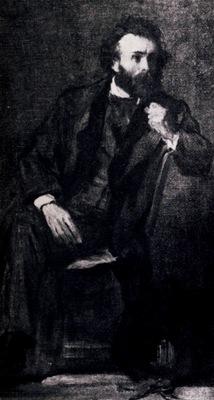 Gustave Moreau Huile sur Toile 40x27 cm Paris Musee Gusave Moreau