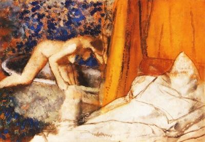 Le Bain Huile sur Toile 813x1175 cm Pittsburg Museum of Art Carnegie Institute