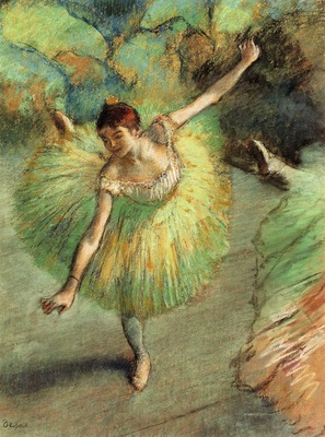 Dancer Tilting 1883 PC