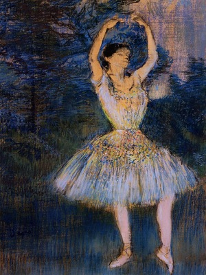 Dancer with Raised Arms 1891 PC