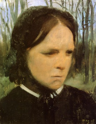 Estelle Musson Balfour circa 1865 Walters Art Museum USA