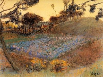 Field of Flax 1891 1892 PC