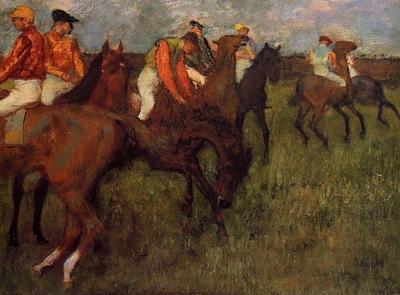 Jockeys  1895  PC