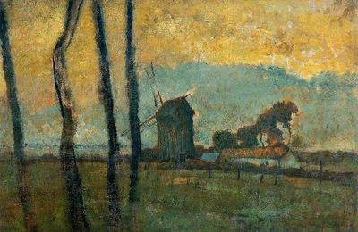 Landscape at Valery sur Somme PC