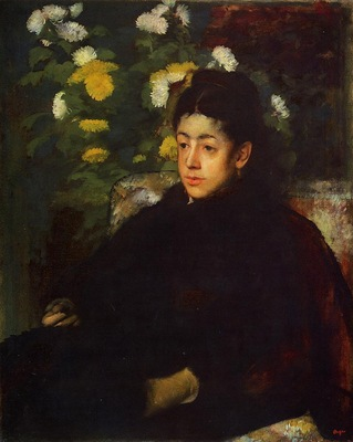 Mademoiselle Malo 1877 National Gallery of Art Washington USA
