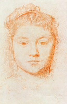 Portrait of a Woman 1866 PC