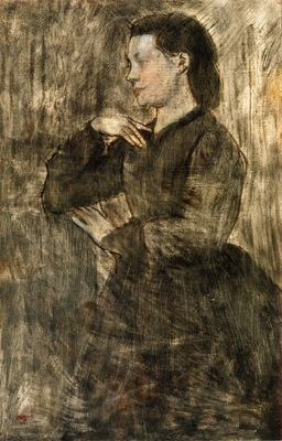 Portrait of a Woman 1873 PC