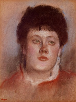 Portrait of a Woman 1878 1880 PC