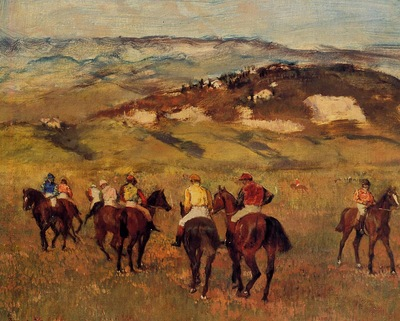 Racehorses 1884 PC