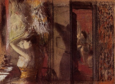 The Actresses Dressing Room 1885 PC
