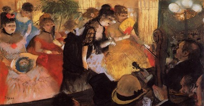 The Cafe Concert 1877 Corcoran Gallery of Art USA